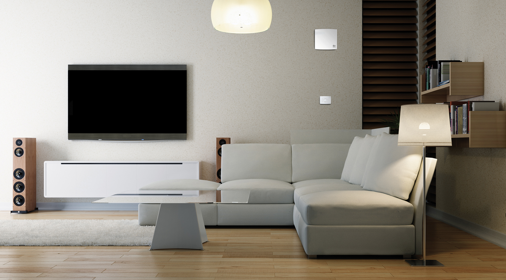 vmc double flux tr s basse consommation et silencieuse am liorer chez moi. Black Bedroom Furniture Sets. Home Design Ideas